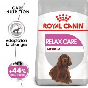 ROYAL CANIN RELAX CARE MEDIUM Trockenfutter für mittelgroße Hunde in unruhigem Umfeld