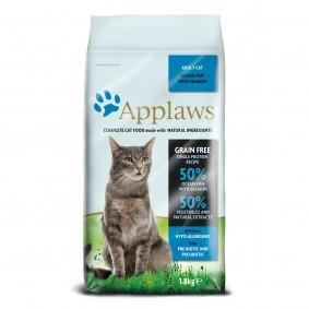 Applaws Cat mořské ryby s lososem