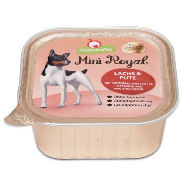 GranataPet Mini Royal Lachs und Pute