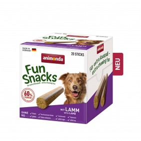 Animonda Fun Snacks mit Lamm