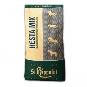 St. Hippolyt Pferdefutter Hesta Mix Classic 25 kg