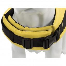 Trixie Schwimmweste für Hunde gelb/schwarz