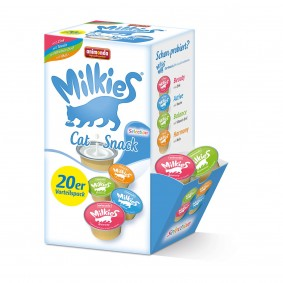 Animonda Katzensnack Milkies Selection Cup