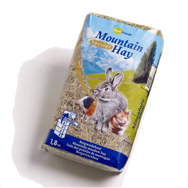 Hugro Special Gold Bio Mountain Heu für Kleintiere 1,8 kg