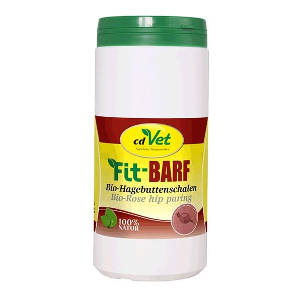 cdVet Fit-BARF Bio-Hagebuttenschalen 500g