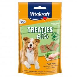Vitakraft Treaties Bits Pute & Minzöl 120g