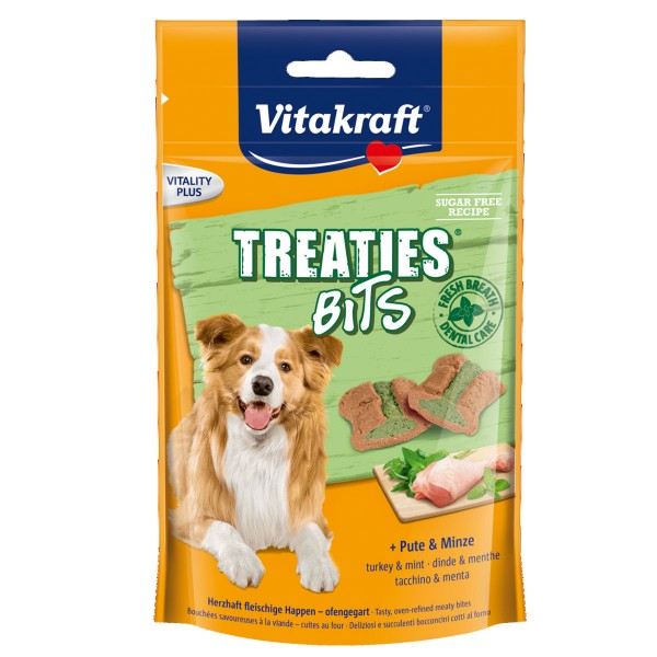 Vitakraft Treaties Bits Pute & Minzöl