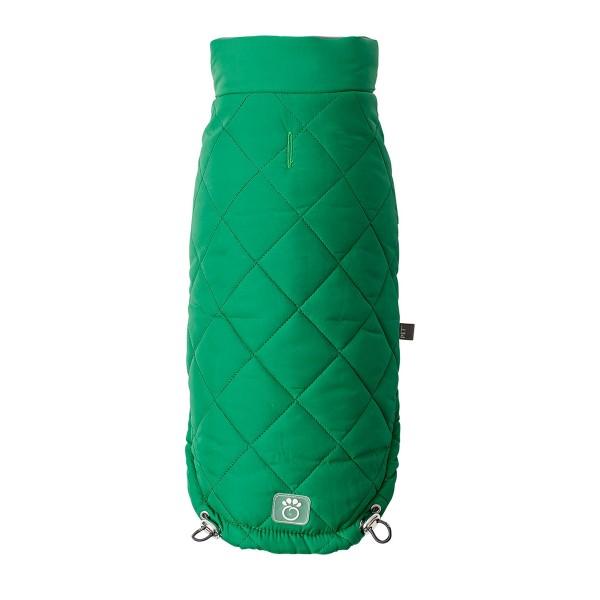 GF Pet Reversible Trail Jacke grün