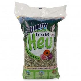Bunny FrischGras-Heu Blüten 500g