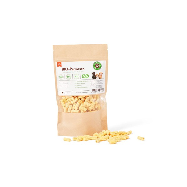 Pets Deli Hundesnack BIO-Parmesan Cookies 100g