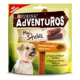 AdVENTuROS Hundesnack Mini Sticks 90g