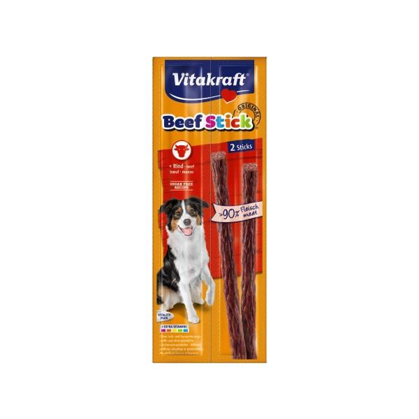 Vitakraft Hundesnack Beef Stick Rind 2 Stück
