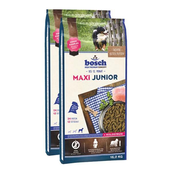 Bosch Hundefutter verschiedene Sorten 2x15kg - ...