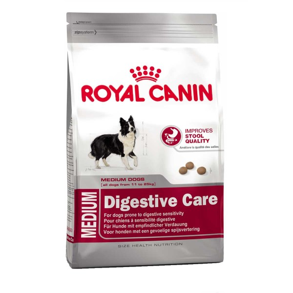 Royal Canin Hundefutter Medium Digestive Care