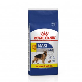 Royal Canin Maxi Adult 15+3kg