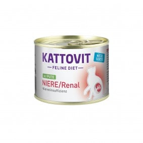 Kattovit Feline Diet Niere Renal Pute