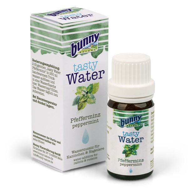 Bunny tasty Water Pfefferminz 10g
