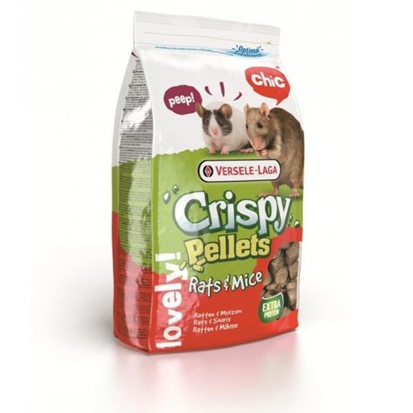 Versele Laga Nager Crispy Pellets Rats & Mice Big-Pellet 20kg