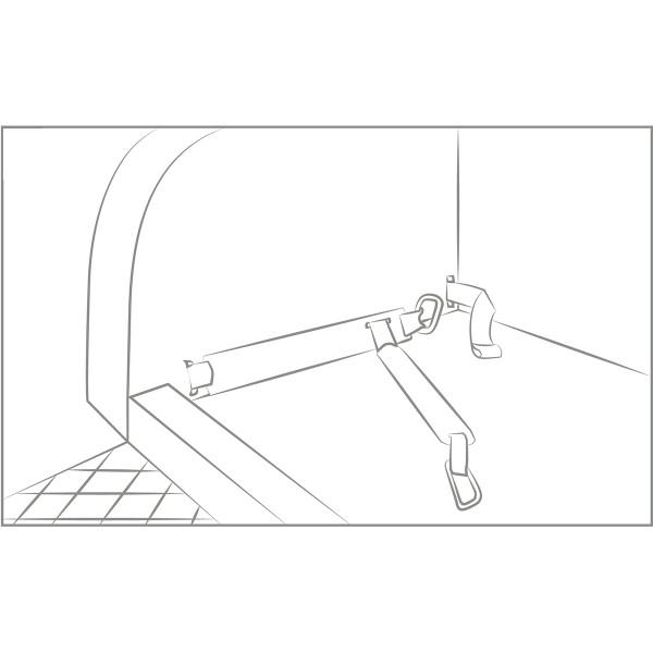 Knuffelwuff Cargo Sicherheits Gurtsystem