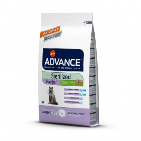 Advance Katzenfutter Sterilized Hairball