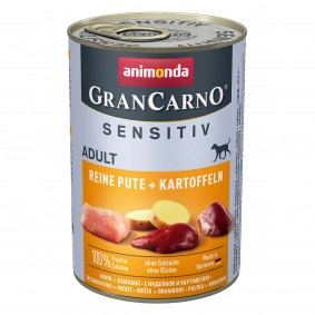 Animonda Grancarno Sensitiv krůta a brambory