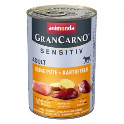 Animonda GranCarno Sensitiv reine Pute und Kartoffeln