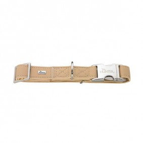 Hunter Softie Alu-Strong Collier pour chiens Beige