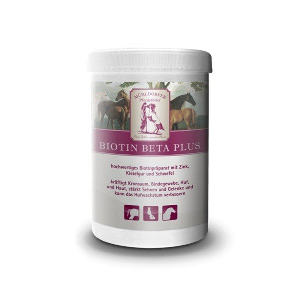 Mühldorfer Biotin Beta Plus 3kg