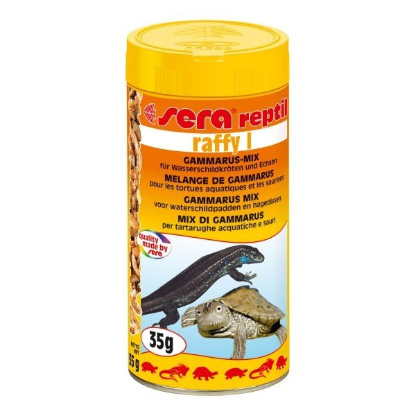 Sera Schildkrötenfutter Raffy I
