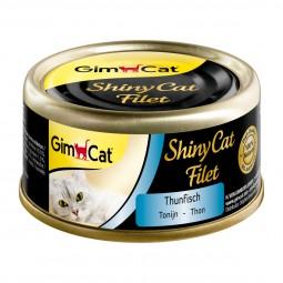 GimCat ShinyCat Filet Thunfisch