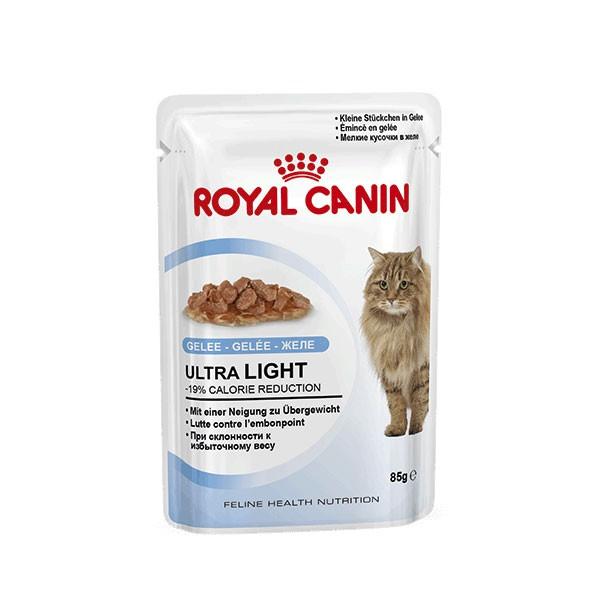Royal Canin Katzenfutter Ultra Light in Gelee 85g