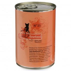 catz finefood No. 25 Huhn & Thunfisch