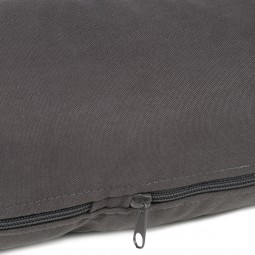 Dog Bed Solutions Donutbett Lana grau