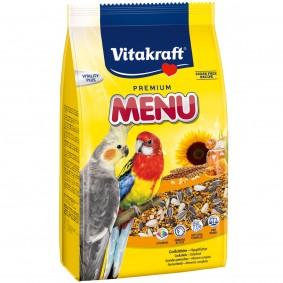 Wiesengrund Angebote Vitakraft Premium Menü Honig für Großsittiche 3kg