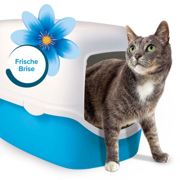 beaphar Multi-Frisch für Katzentoiletten 3x400g