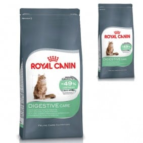 Royal Canin Katzenfutter Digestive 4 Kg + 400 g gratis