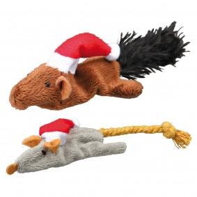 Trixie Weihnachts-Mäuse und Eichhörnchen
