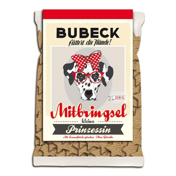Bubeck Hundesnack Mitbringsel Hipster 210g