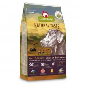 GranataPet Natural Taste Wild & Büffel