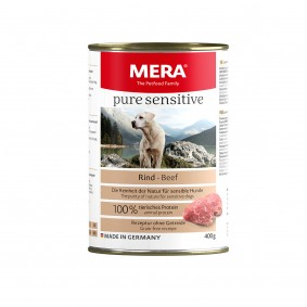 MERA pure sensitive MEAT hovězí maso