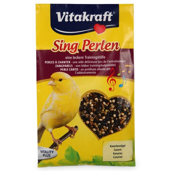 Vitakraft Kanarienvogel Sing-Perlen - 20g