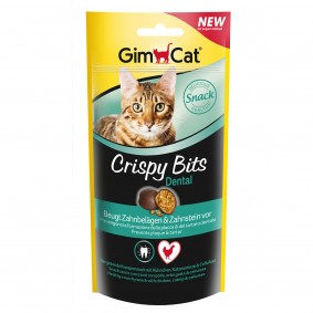 GimCat Crispy Bits Dental