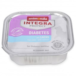 Animonda Katzenfutter Integra Protect Diabetes mit Lachs