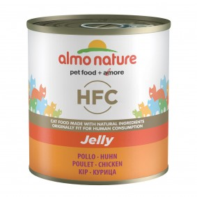 Almo Nature HFC Jelly Cat Huhn