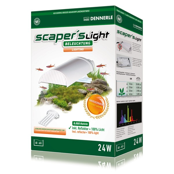 Dennerle Scaper's Light Beleuchtung