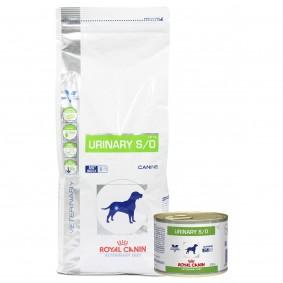 Royal Canin Vet Diet Urinary S/O LP 18 7,5kg + 12x200g