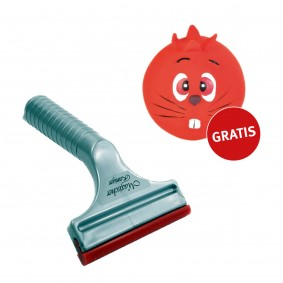 Tierhaarentferner für Polster und Kleidung + Latex-Spielzeug GRATIS