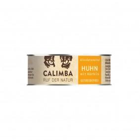 Calimba Huhn mit Kürbis 85g