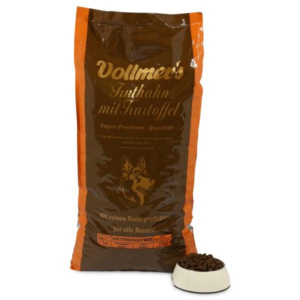 Vollmer's Truthahn mit Kartoffel