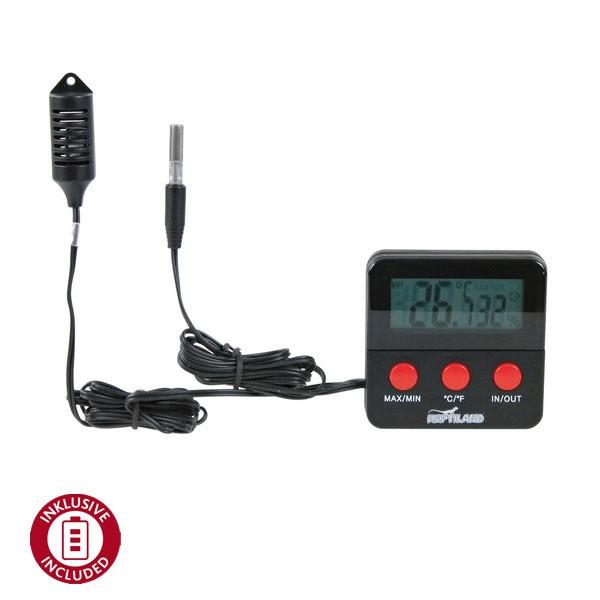 Reptiland Digital Thermometer & Hygrometer